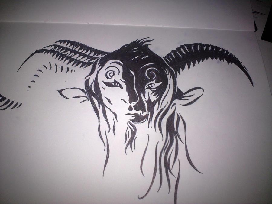 Random Tattoo Design by Pan-da-monium
