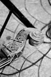 Musical instrument detail