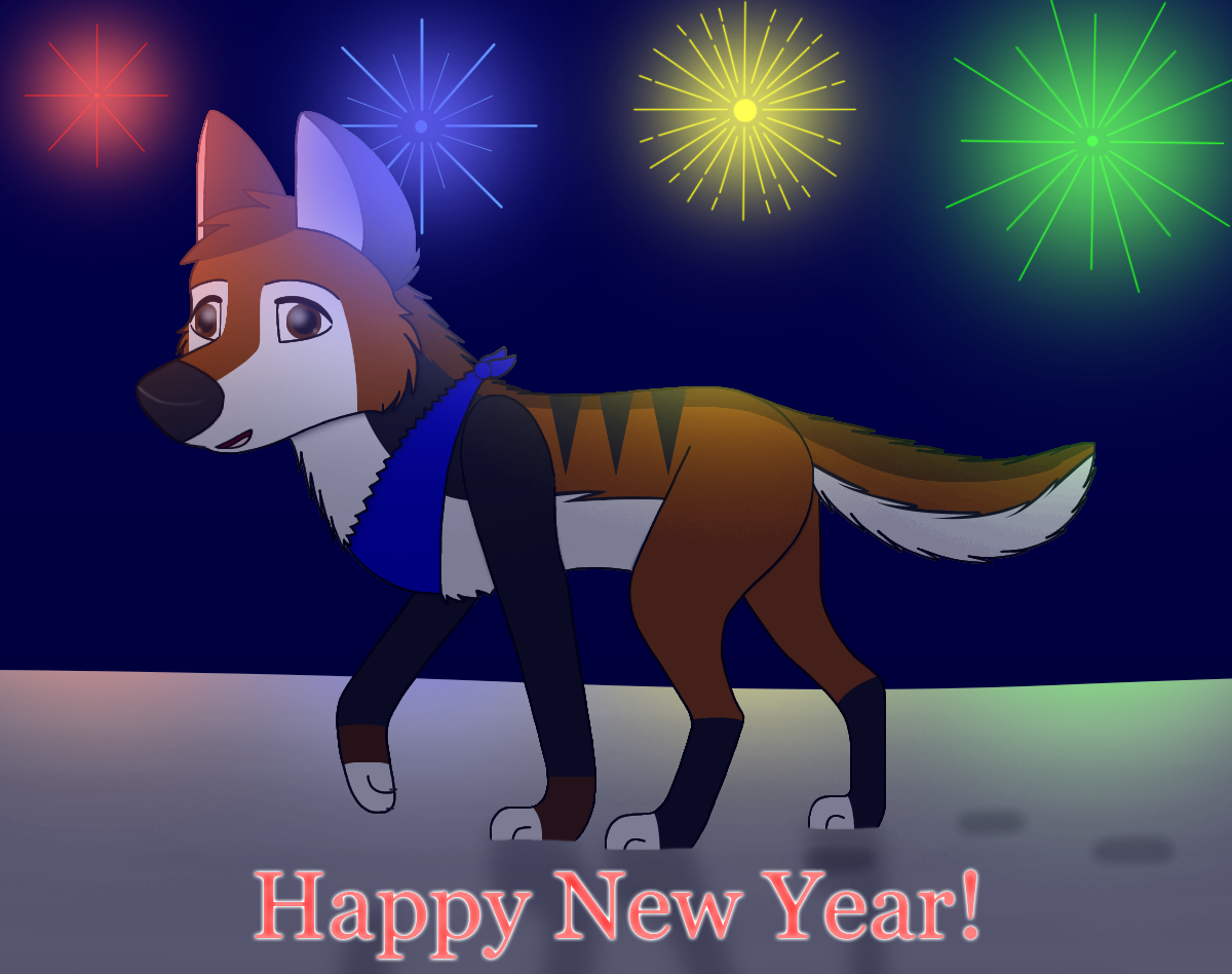 New Year 2020 By Kasicookie18 On Deviantart