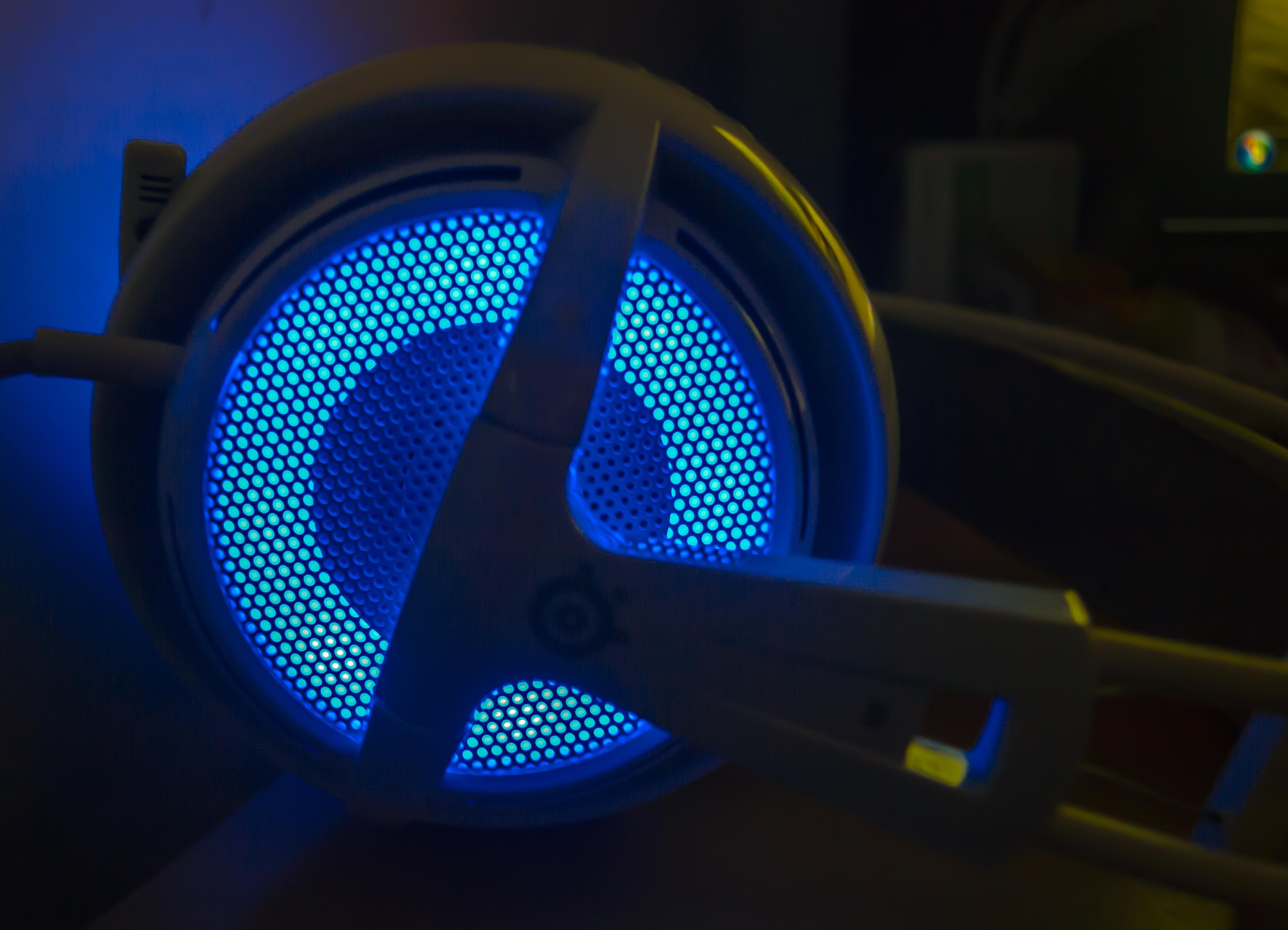Headset Original Steelseries Siberia V2 Frost Blue Envio 24h em Rio de Janeiro