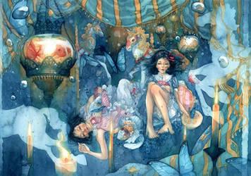 A Long Dream by syuka-taupe
