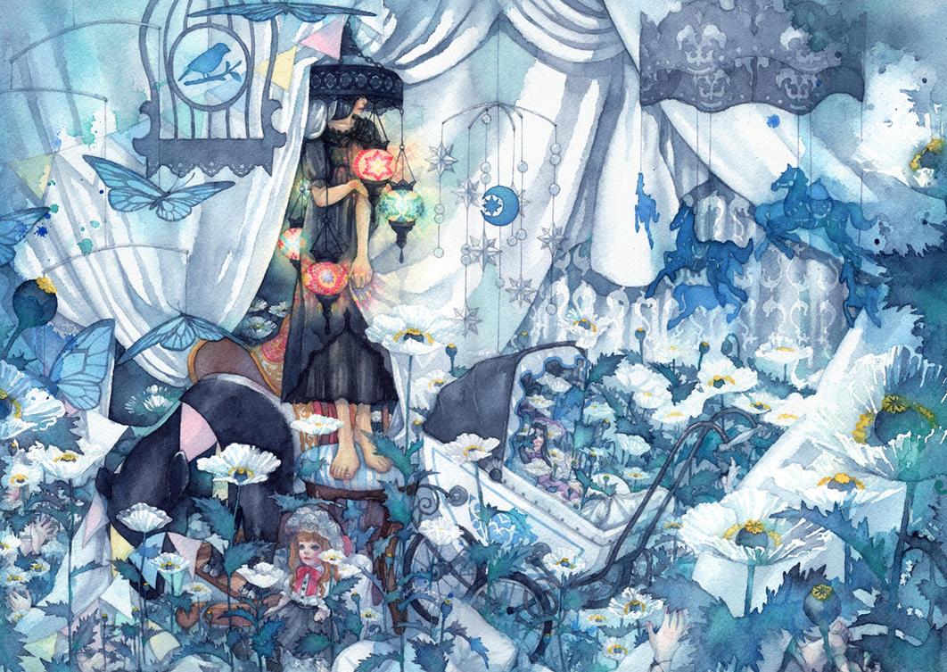 Dazzling by syuka-taupe