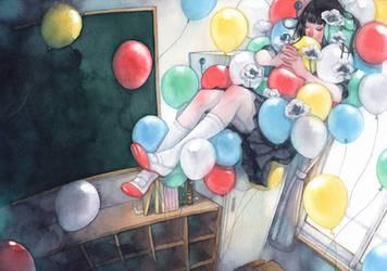 Still in a dream by syuka-taupe