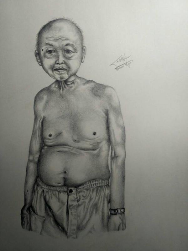 Not Legend Grandpa by dimasyugias96