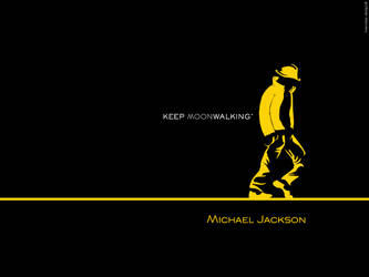 Keep Moonwalking