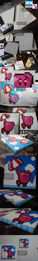 Kirby Painting Walkthrough