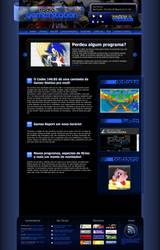 Webradio GamerStation Website