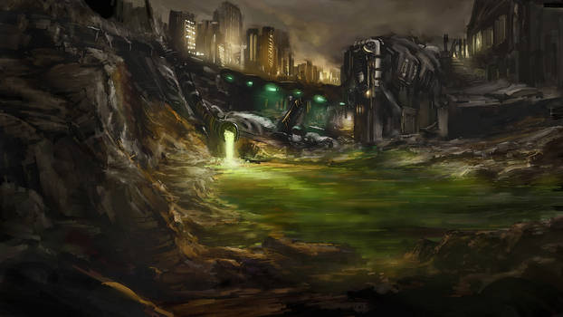 Toxic Canal