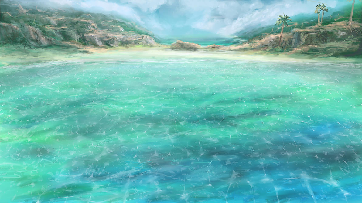 Lagoon by Alexlinde