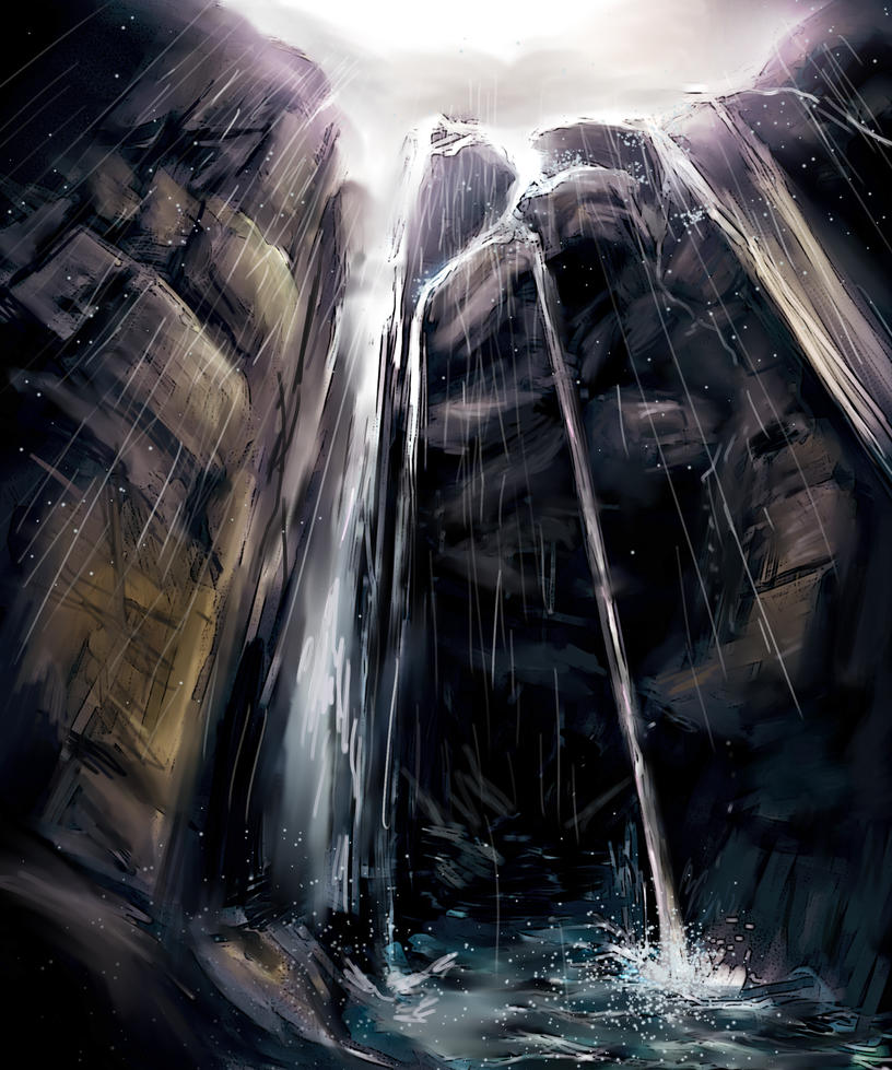 videos the Free flooding cave porn