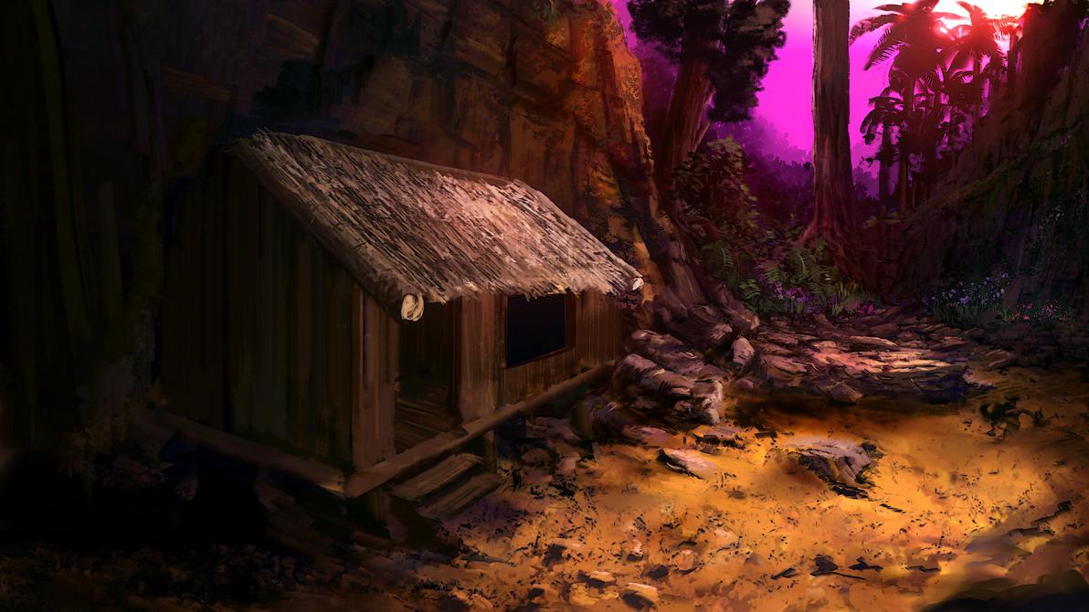 Sand Lodge by Alexlinde