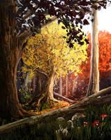 Fall by Alexvanderlinde
