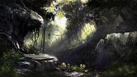 Grey Jungle