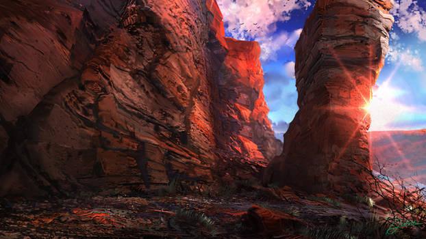 Mesa Ridge