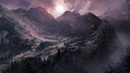 Alpine Dawn