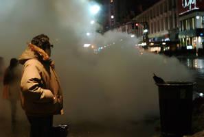 Very leak. Much steam. Wow. by FennecFoxen