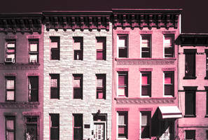 Red Brick by FennecFoxen