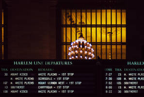 Harlem Line Departures by FennecFoxen
