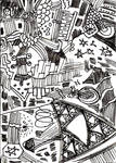 Thinkpad Sierpinski action