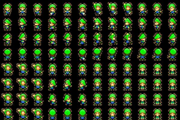 Game Maker Zelda Room Transition Example
