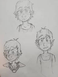 Hiccup sketches!