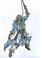 Castlevania Richter Belmont II by houssamica