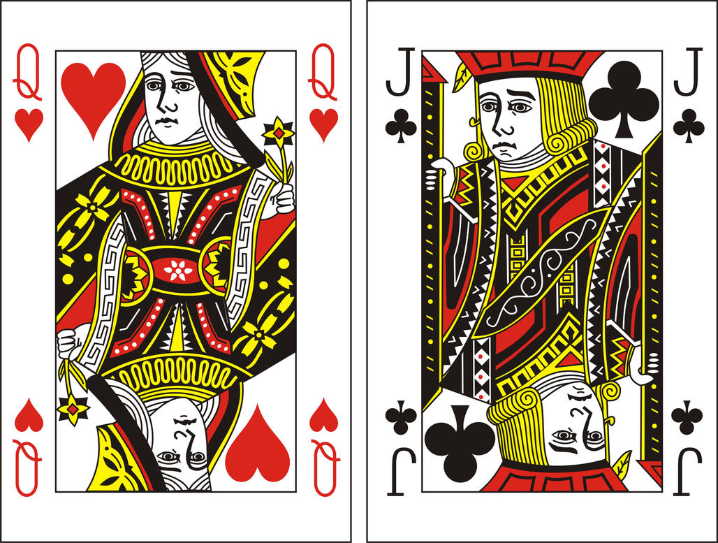 King And Queen Of Hearts Art King Of Hearts By Akreon On Deviantart