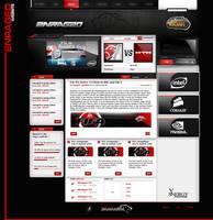 Rage - Website by kErngesund