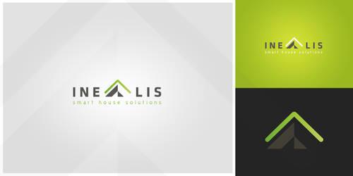 Inealis - Smart House Solutions Logo by kErngesund