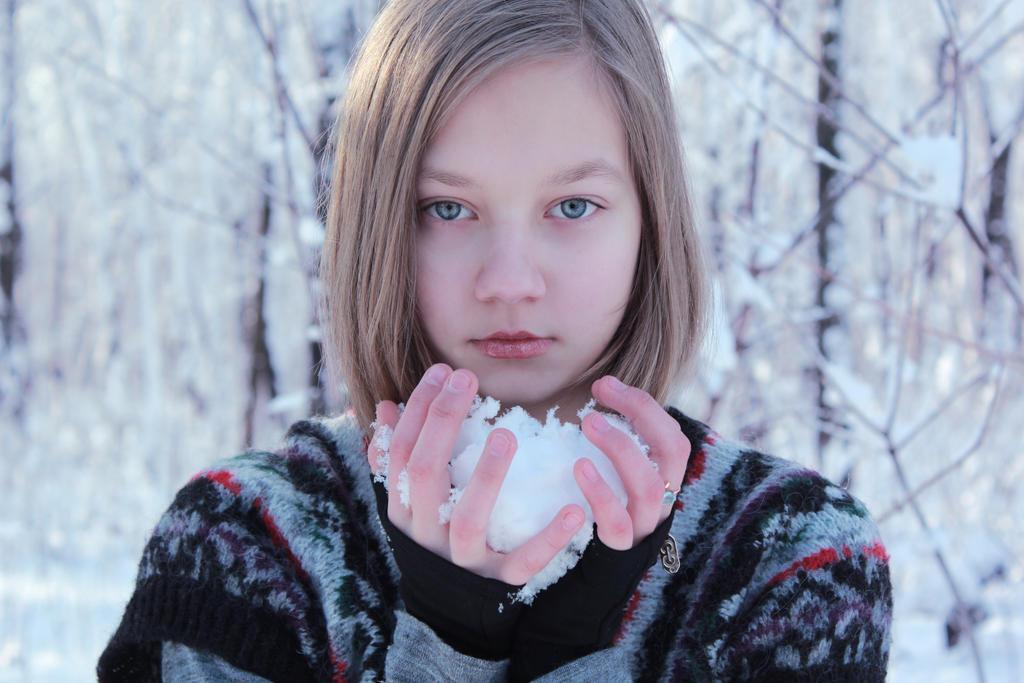 Kris winter 2 by PlushCat