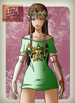 Zelda - T-shirt Series