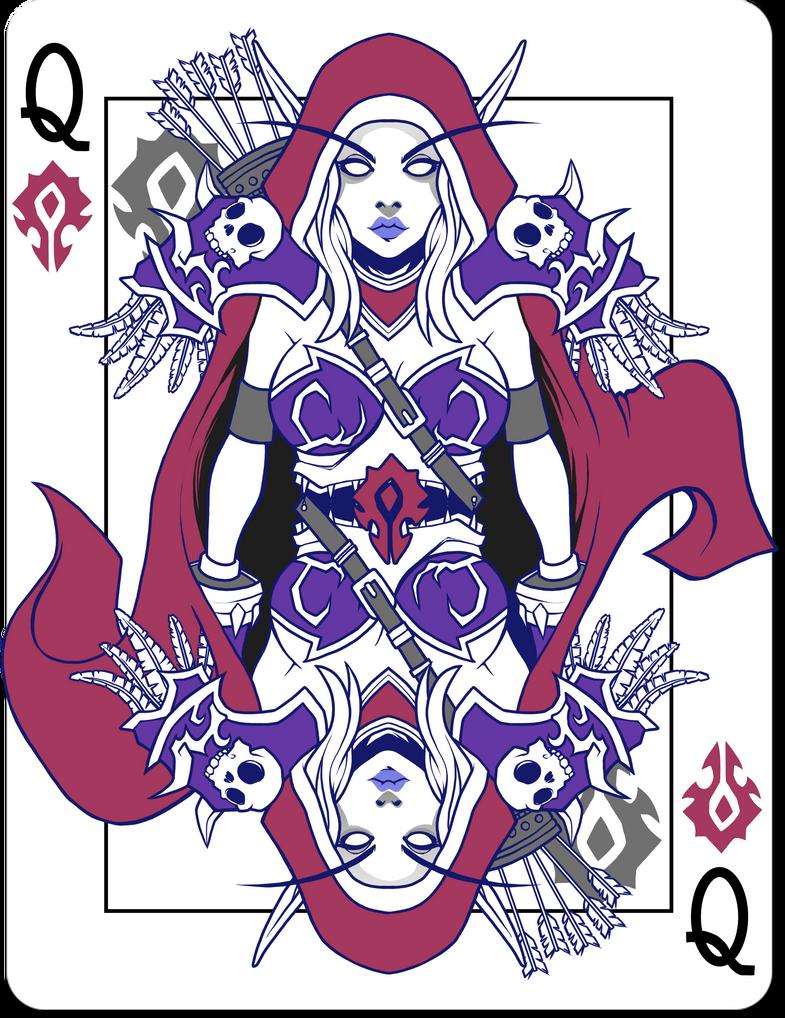 Banshee Queen by EdMoffatt
