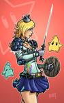 Warrior Princess Rosalina