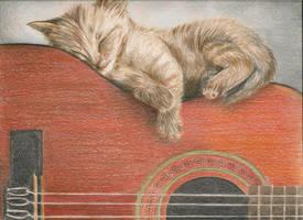 Little Kitten by Ashly-Me