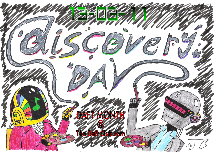 Discovery Day by HiJackFB