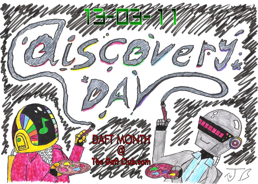 Discovery Day by HiJackFB