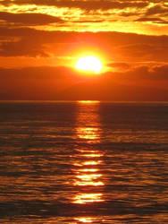 Tortuga Sunset