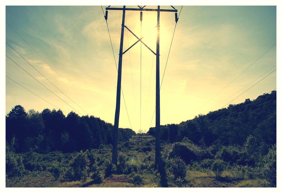 Chasing Daybreak by BaeLee