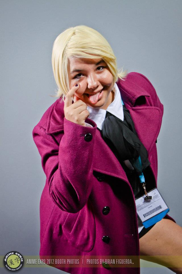 Alois Trancy-AX Whore by CourtneyMonroe