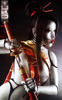Yuko cyborg by EmpreinteGraphik