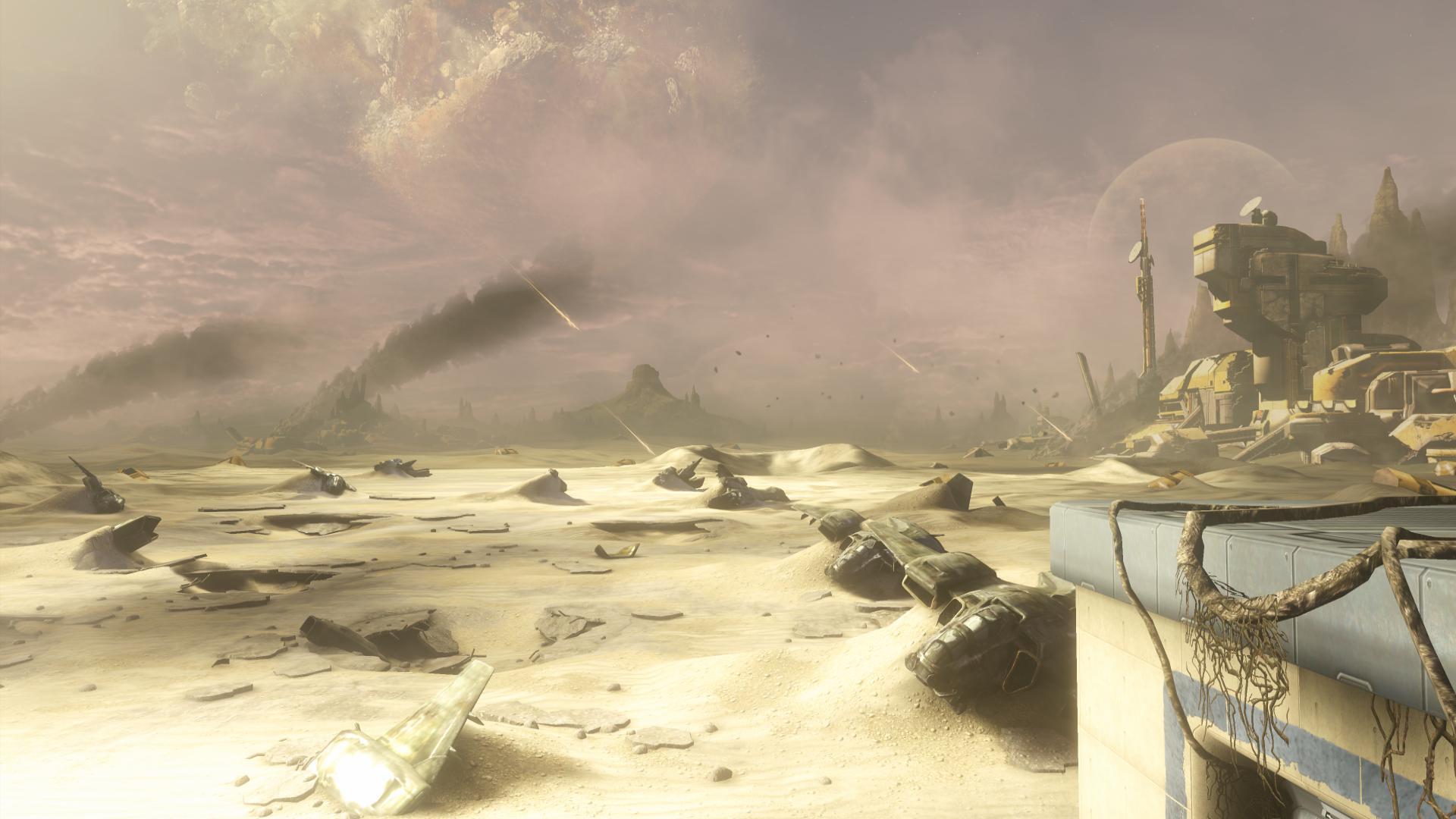 The ghost battlefield. by GhostHuckebein