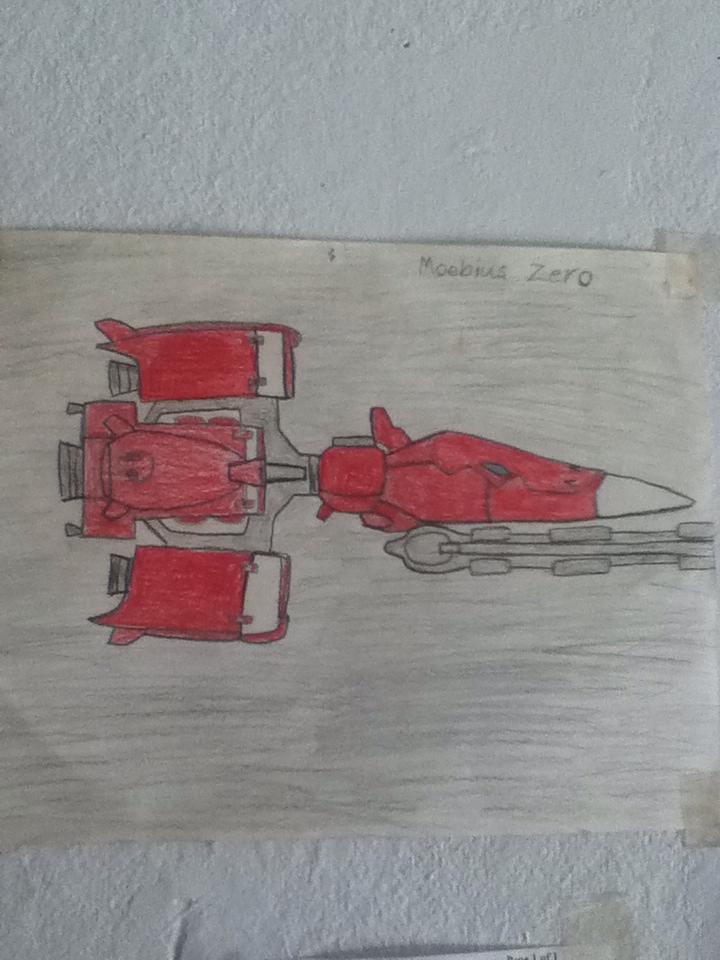 Moebius Zero by GhostHuckebein