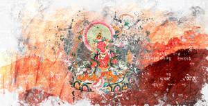 Kurukula (digital painting)