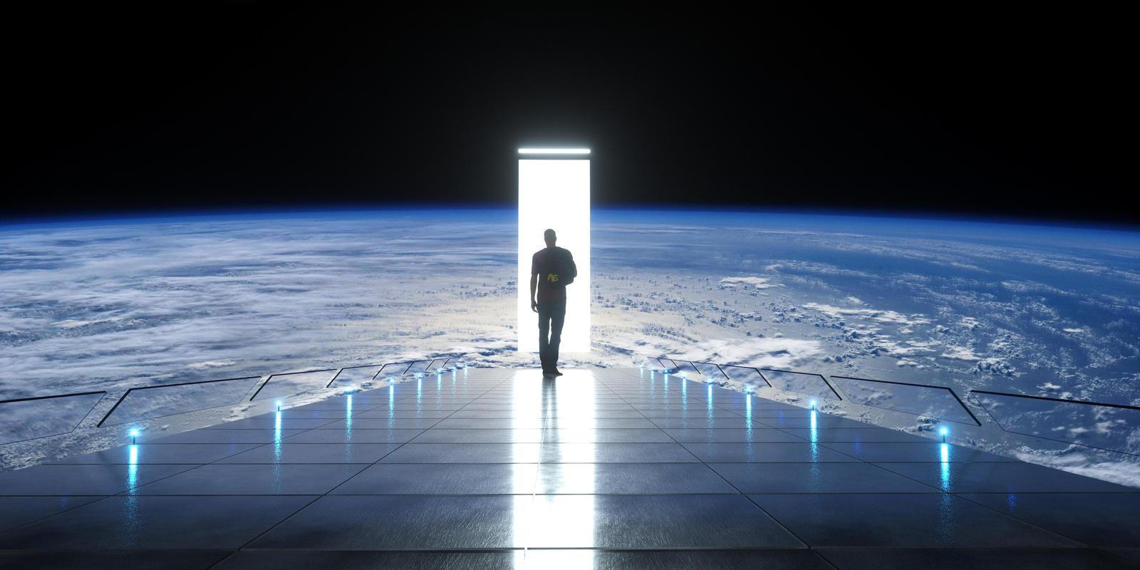 Leaving Earth