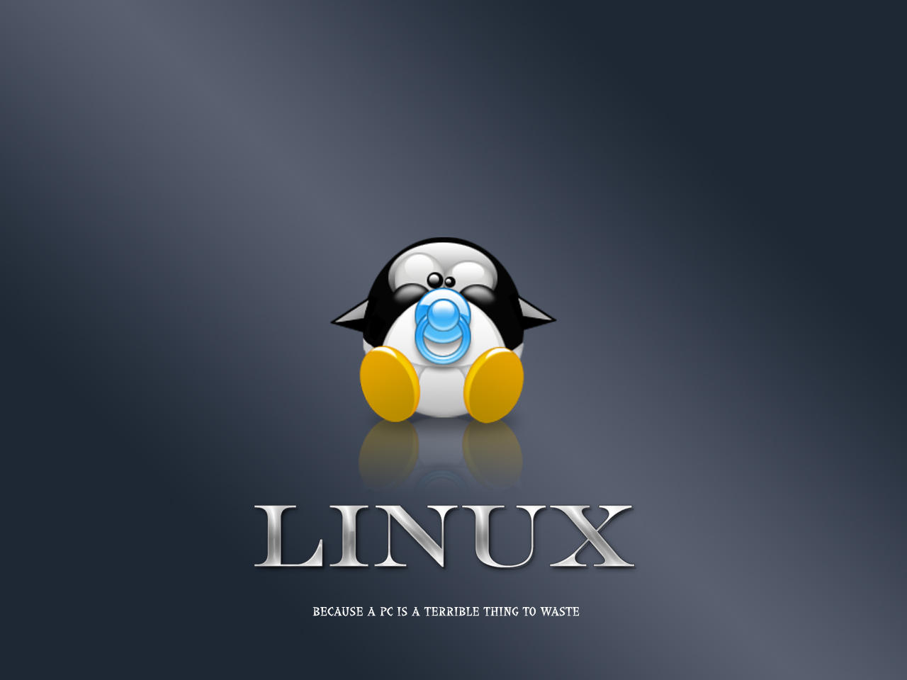 Linux by SlaytanicX