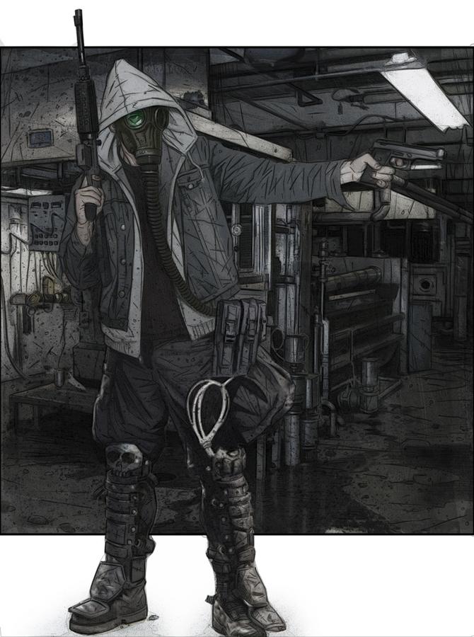 concept art by MrLeeCarter