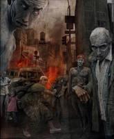 zombie by MrLeeCarter