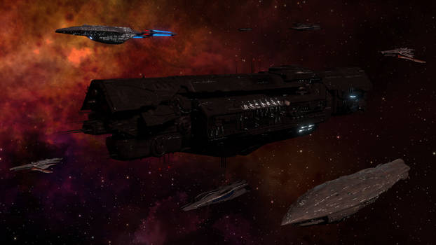 Allied Fleet by enderianc