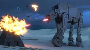 First Order Juggernaut