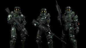 Halo: Green Team V2